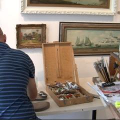 Rene Jacobs, beeldend kunstenaar, Galerie de Kunstkop